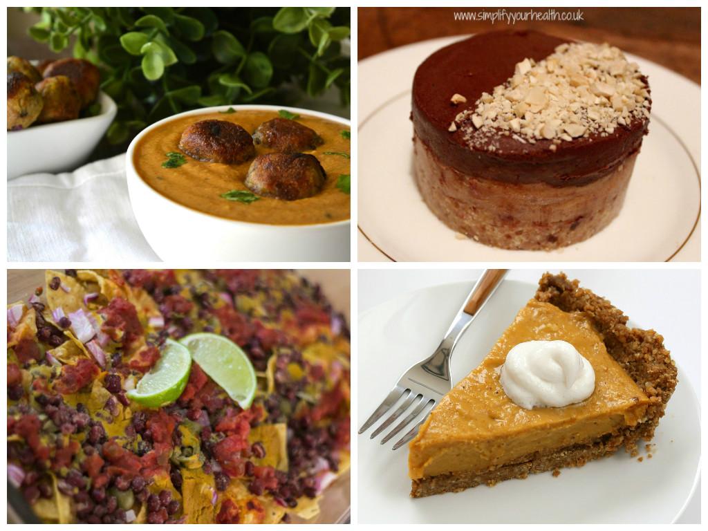 ... Caramel Tart | Baked Loaded Vegan Nachos | No Bake Vegan Pumpkin Pie