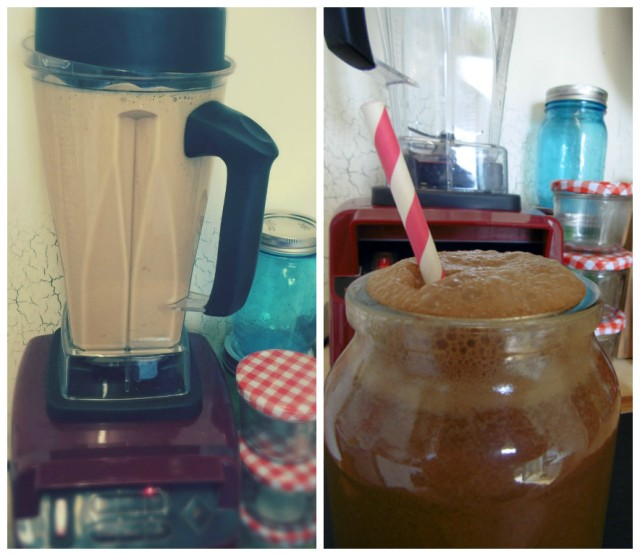 Cocoa-Maple Dessert Smoothie - recipe coming soon!