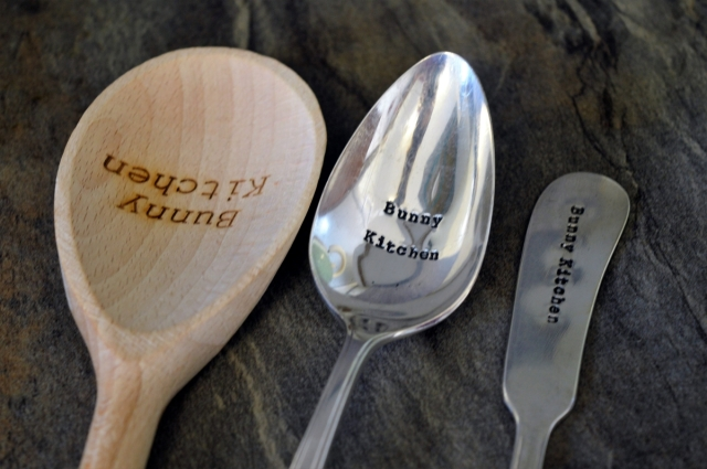 Chocolate Orange Oatmeal and Personalised Vintage Cutlery #Giveaway #vegan