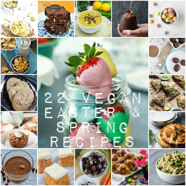 Have a #Vegan Easter with a Hotel Chocolat #GIVEAWAY and 22 Recipes for #Easter and Spring