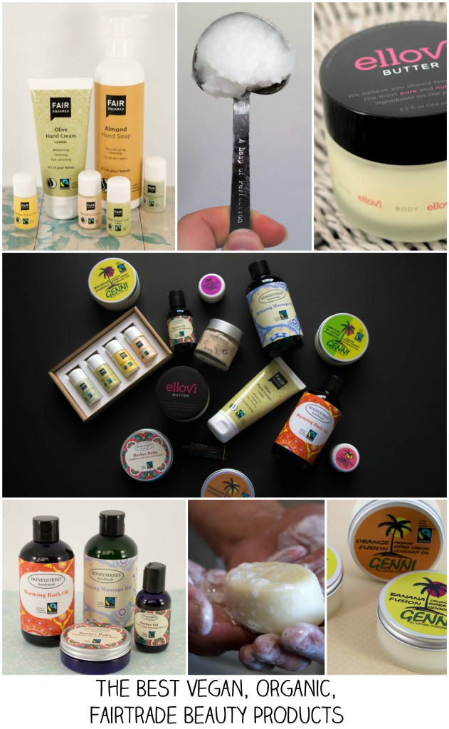 Amazing #Vegan, #Organic, #Fairtrade #Beauty Product #Review and Massive #Giveaway and #Offers!
