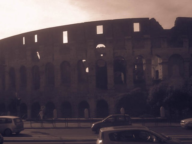 A Roman Adventure, the Colosseum