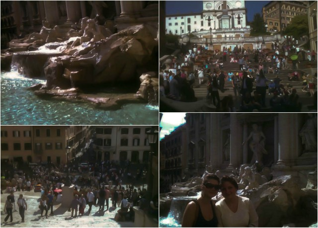 A Roman Adventure: Trevi Fountain, Spanish Steps, Piazza di Spagna