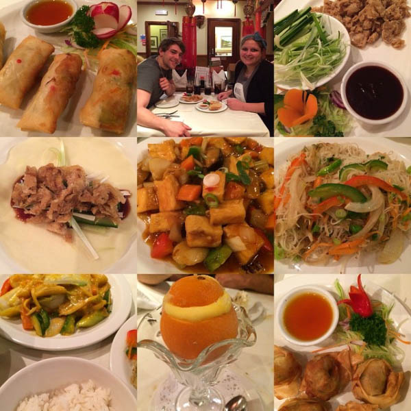 A Cantonese Chinese Feast at the Garden Restaurant and Hotel
