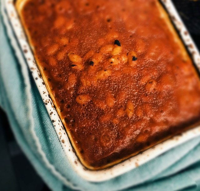 Proper Baked Beans - Vegan & Gluten Free.