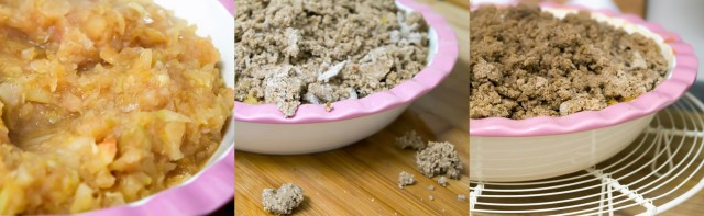 The World's Healthiest Apple Crumble - Vegan, Gluten Free, Refined Sugar Free, Oil Free!