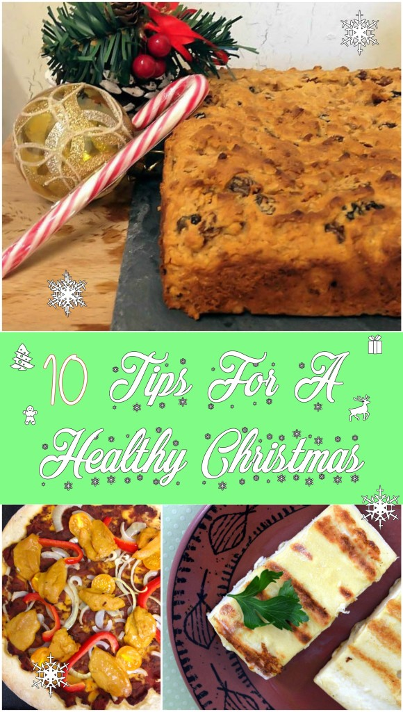 10 Tips to Stay Healthy Over Christmas and a Really Easy Vegan Cheese! #vegan #christmas