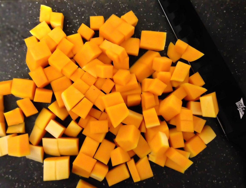 Lentil Butternut Bolognese in the pressure cooker #vegan